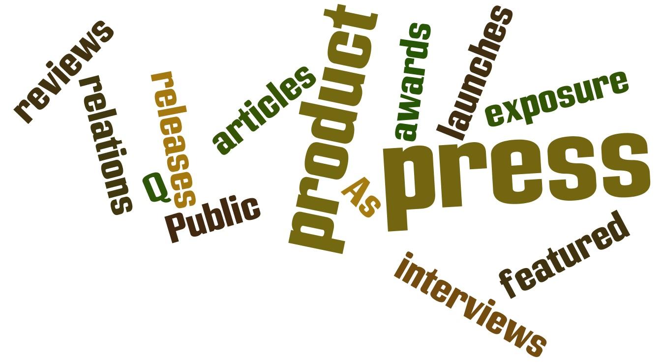 Public relations keyword images
